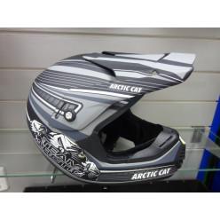 Шлем снег.АС5232-378Снокросс Флэт чер.2XL/М