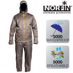 Костюм демисезонный Norfin Pro LIGHT BEIGE  р.S