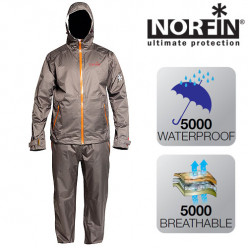 Костюм демисезонный Norfin Pro LIGHT BEIGE  р.XL