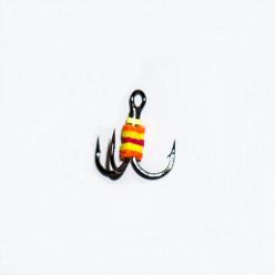 Крючок-тройник для приманок с аккум. запаха 012