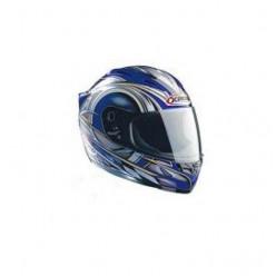 Шлем XF-705 SPIDER BLUE  L