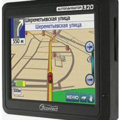Навигатор AutoNavigator 320