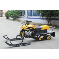 Снегоход Irbis Dingo T125 4т Желтый