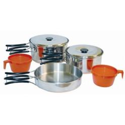 Набор посуды Nova Tour S004 3 персоны