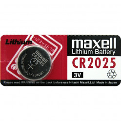 Элемент питания MAXELL CR2025