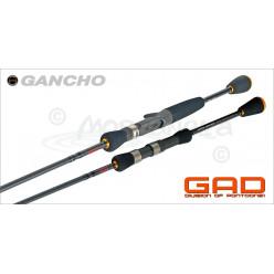 Спиннинг Pontoon 21 GAD GANCHO GAN 602LF 183 3-12 гр.