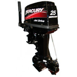 Лодочный мотор Mercury ME JET 25 ML