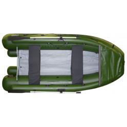 Лодка надувная моторная ПВХ Фрегат M-370 FM Lux
