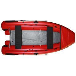 Лодка надувная моторная ПВХ Фрегат M-400 FM Lux