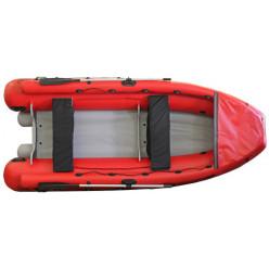 Лодка надувная моторная ПВХ Фрегат M-430 FM Lux