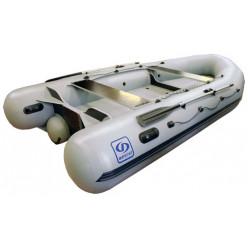 Лодка надувная моторная ПВХ Фрегат М-430 FM Light JET