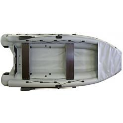 Лодка надувная моторная ПВХ Фрегат М-480 FM JET