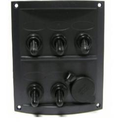 Панель выключателей RTA10160BK