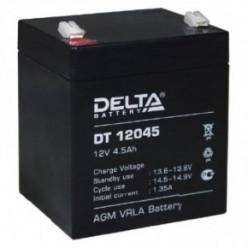 Аккумулятор Delta DT 12045 12V-4.5Ah