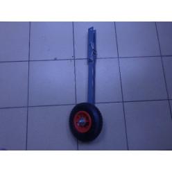 Комплект транспортировочных колес D27см алюминий (210294)