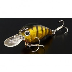 Воблер Lucky Craft Clutch MR-242 Black Gold