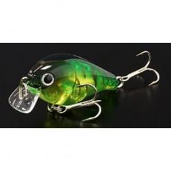 Воблер Lucky Craft Clutch SR-5412 Lime Chart Tiger
