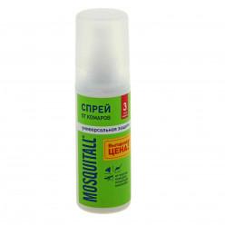 Mosquitall Спрей Универсальная защита от комаров 150мл