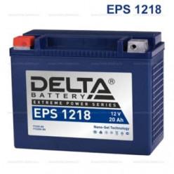 Аккумулятор Delta EPS 1218 (12V / 20Ah)