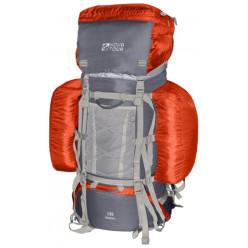 Рюкзак Абакан 130 серый/терракотовый