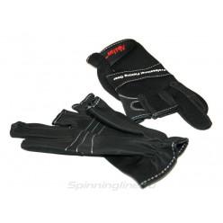 Перчатки спиннингиста Alaskan трехпалые, L