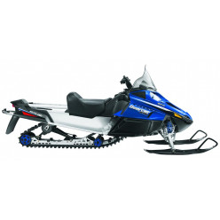 Снегоход Arctic Cat Bearcat 570 2012г синий б/у