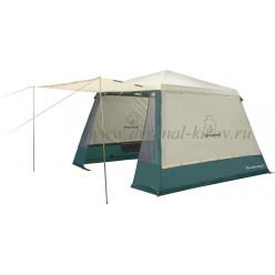 Палатка GREENELL Веранда комфорт V2 3.2м*3.2м  зеленая