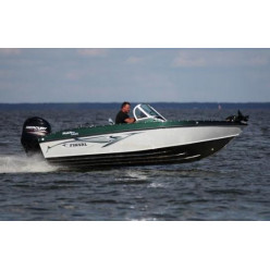 Лодка FINVAL 505 FishPro №UA-BLT40278K818 с доп. опциями согласно спецификации К1/18