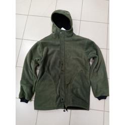 Куртка флисовая на молнии р.56 хаки