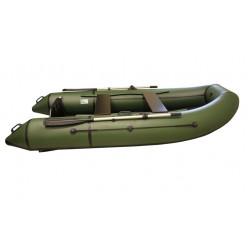 Моторная лодка ПВХ Hunter 3200 цвет олива
