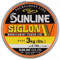 Леска SunLine Siglon V HG 0,310мм 100м прозрачная