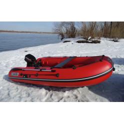 Лодка надвная ПВХ CompAs 350S