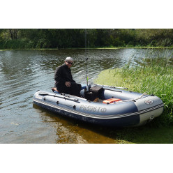 Лодка надувная ПВХ CompAs 380