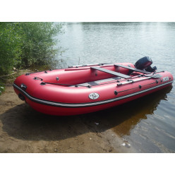Лодка надувная ПВХ CompAs 450