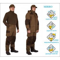 Костюм охот дем MIRRO, brown , M