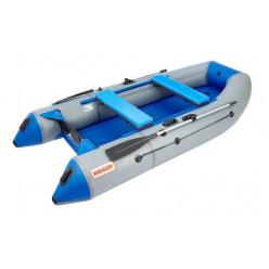 Лодка Roger TROFEY 3500 НДНД серо/синий