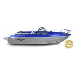 Лодка Волжанка 49 Фиш