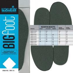 Стельки бахил термо Norfin BIGFOOT непромокаемые р.42