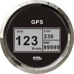 GPS-Спидометр электронный, черный