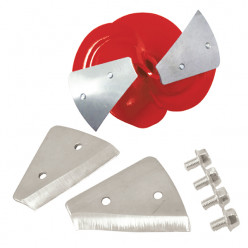 Ножи для ледобура Thunder 150мм
