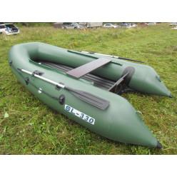 Лодка Solar SL330  св-серая