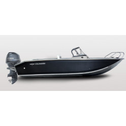 Лодка  Волжанка FISH 50 с мотором YAMAHA F60