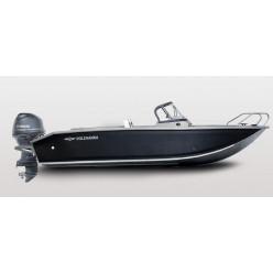 Лодка  Волжанка FISH 50 с мотором YAMAHA F70