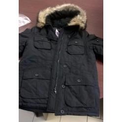 """Куртка женская """"Аляска"""" XL  (синтепон), черная"""