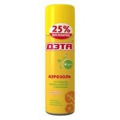Аэрозоль ДЕТА от комаров 125мл