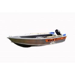 Лодка алюминиевая Wellboat-37 NexT