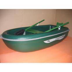 Лодка пластиковая Озёрка 200