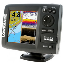 Эхолот LOWRANCE Elite-5 CHIRP