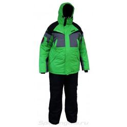 Костюм зимний Alaskan Dakota рXX.XL зеленый/черный