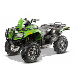 Квадроцикл Arctic Cat MudPro 1000 LTD 2017г Black